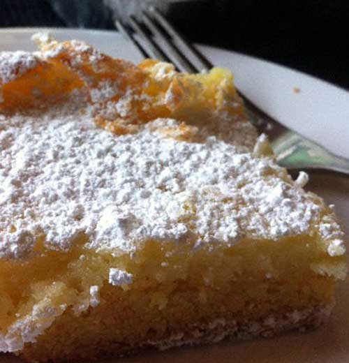 Old Fashion St. Louis Gooey Butter Cake