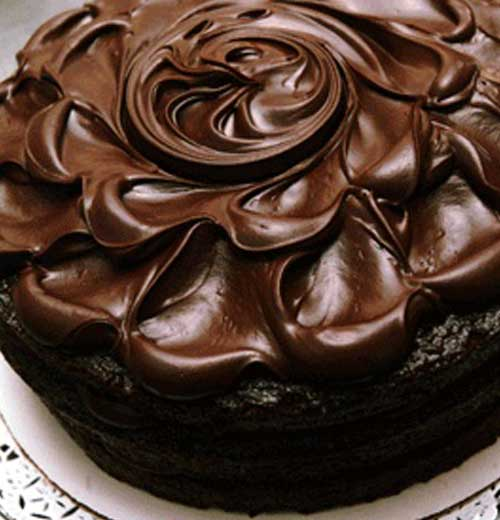 Recipe for Super-Moist Chocolate Mayo Cake