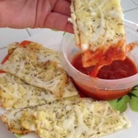 Recipe for Cauliflower Cheese Sticks