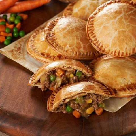 Recipe for Shepherds Pie Hand Pies