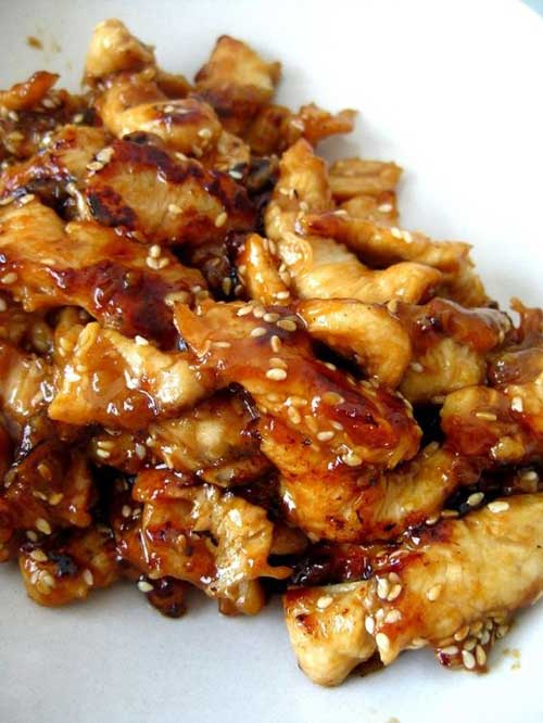 Recipe for Slow Cooker Teriyaki Chicken