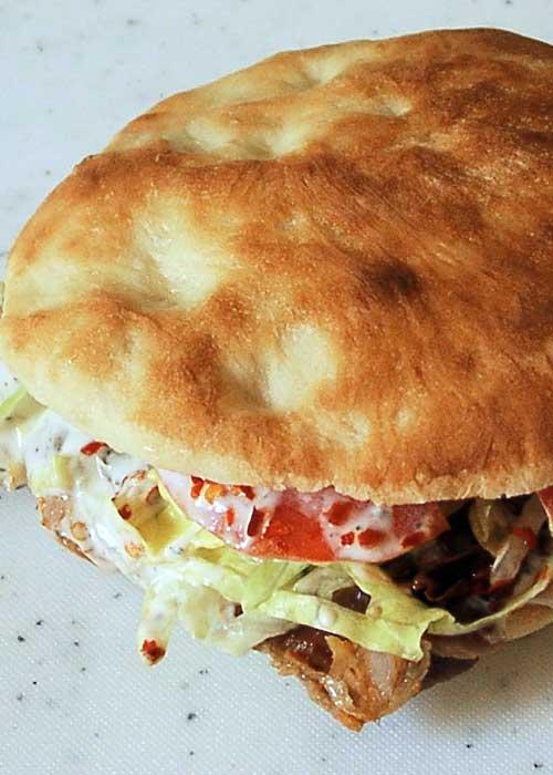 Recipe for Doner Kebab