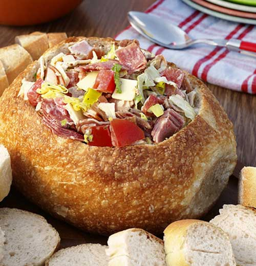 Recipe for Hoagie Dip