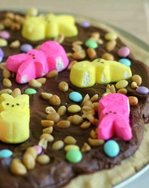 Easter Peep Za