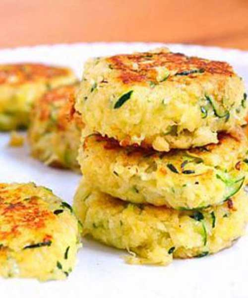 Recipe for Zucchini Cakes
