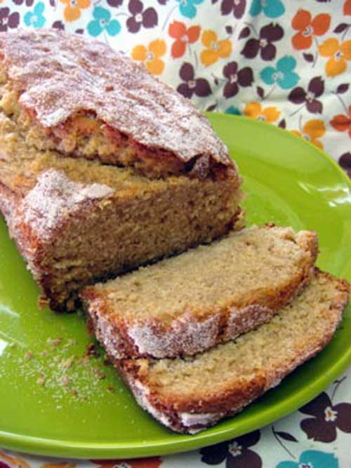 Amazing Amish Cinnamon Bread