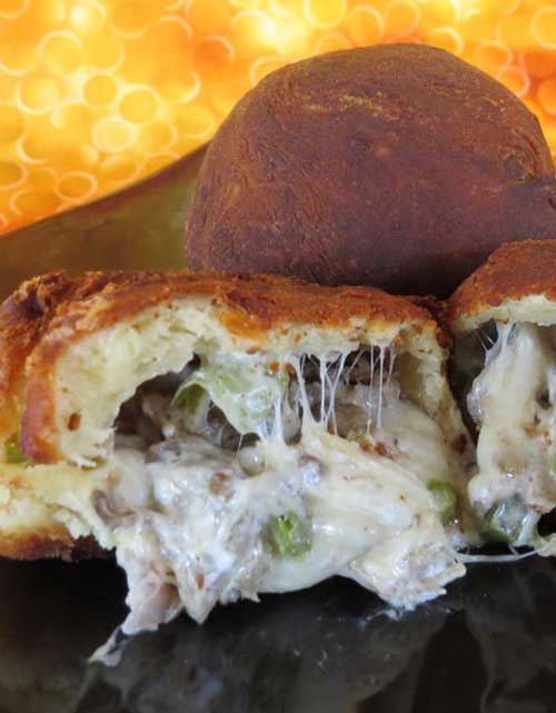Recipe for Deep Fried Philly Cheese Steak Balls - If everything is better fried...then a deep fried Philly MUST be about the best thing ever!