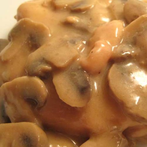Recipe for Chicken Marsala - This chicken marsala recipe is so quick and easy. Perfect for a weeknight, this chicken mushroom dinner can be prepared within 30 minutes. Sounds simple, and it is -- simply delicious.