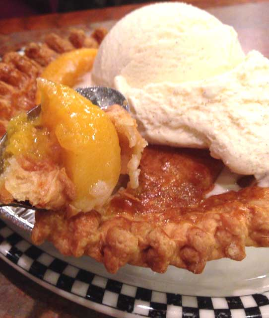 Recipe for Best Peach Cobbler Ever - People are saying I can't tell you it's the best cobbler you've ever had. I'll just tell you, it's the best cobbler I have ever had. But if you have eaten a better one, you better be sending us the recipe! Don't hold out.