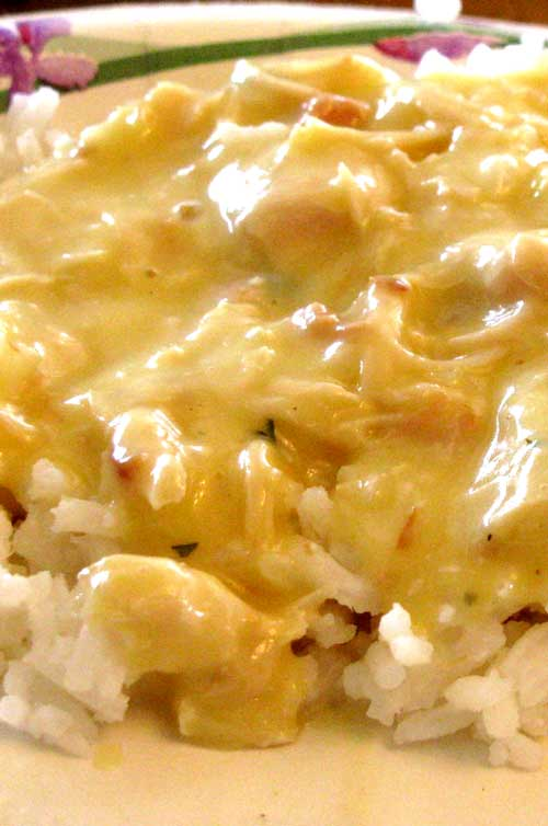Recipe for Quick and Easy Ranch Chicken and Rice - You know those days when you get home in the evening after spending a day running like mad, and you need a dinner idea? This is that idea, and it's perfect for those times.
