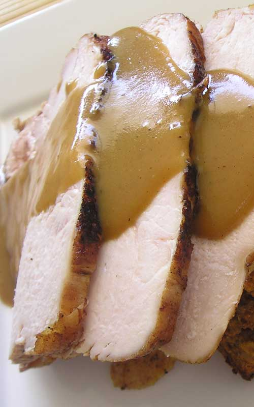 Recipe for Crockpot Turkey Breast - Have you ever cooked a whole turkey breast in the crockpot? I did, for the first time, this weekend, and I can tell you I will be doing it again and again.