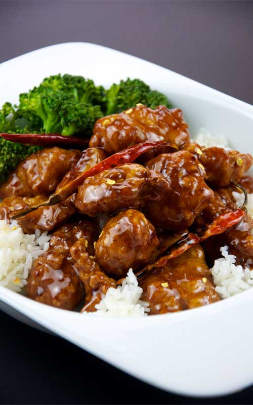 Recipe for General Tso's Chicken - This is even better than the BEST I have had in my fave Chinese restaurant. To make the meal go quickly prep everything the day or night before and store in the fridge.