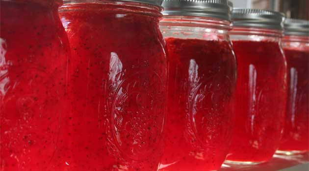 Recipe for Fresh Strawberry Jam - Making a simple strawberry jam is the best way to break into canning. It's easy, delicious, and loved by all.