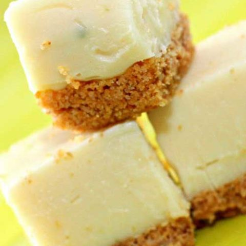 Recipe for Key Lime Pie Fudge - This is easy to make, in fact, the only hard thing about this is keeping yourself from eating it all, because this stuff is addictive!