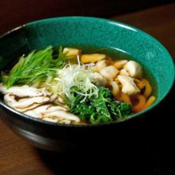 Recipe for Chicken Udon Soup