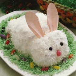 Recipe for Easter Bunny Cake