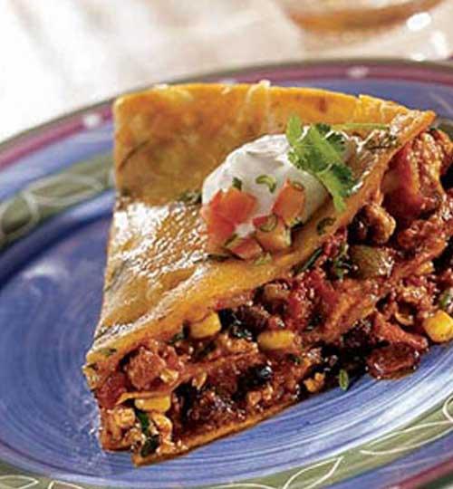 Recipe for Enchilada Pie