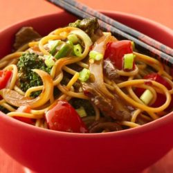 Recipe for Healthy Beef and Broccoli Stir-Fry