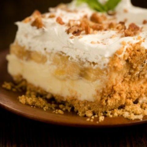 Recipe for Banana Split Cake