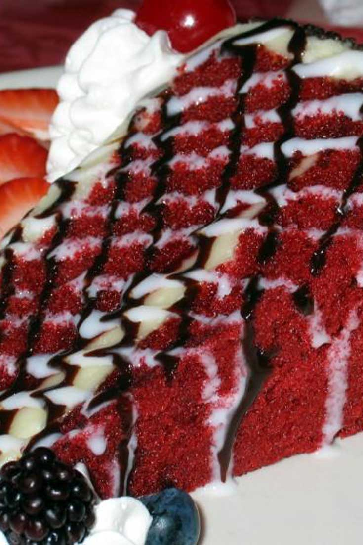 Louisiana Red Velvet Cake