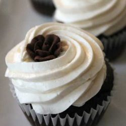 Melt in your Mouth Chocolate Cupcakes Recipe - If I could only keep a single chocolate cake recipe, this melt-in-your-mouth chocolate cake WOULD BE THE ONE! For real chocolate lovers only.