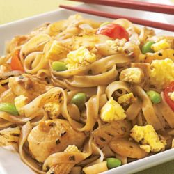Recipe for Asian Drunken Noodles