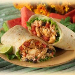 Recipe for Chipotle Chicken Burrito