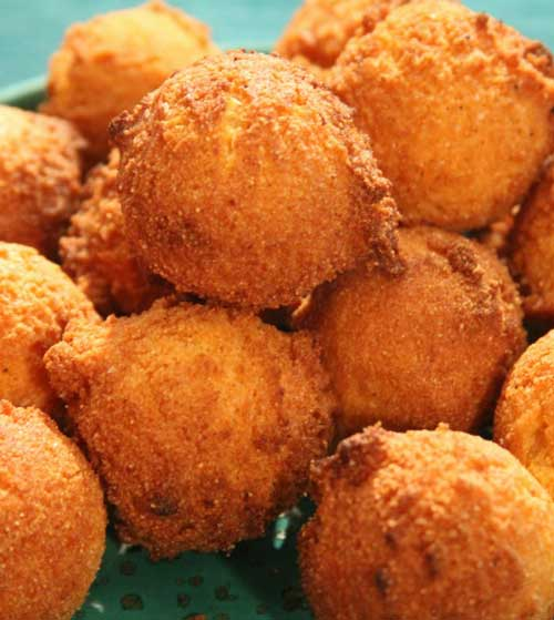 Hush Puppies With Jalapeno Peppers Recipe Flavorite