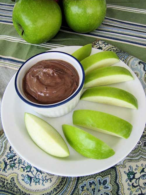 Recipe for Nutella Dip
