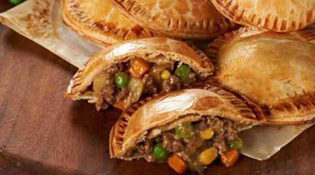 Shepherds Pie Hand Pies Recipe Flavorite
