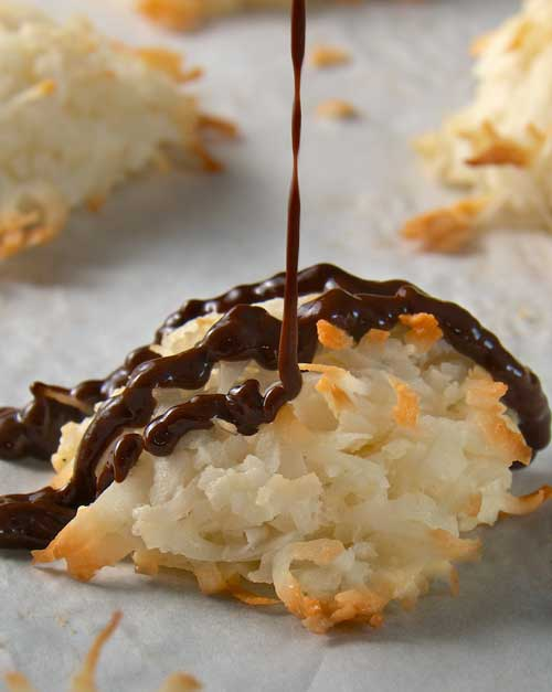 Recipe for Coconut Macaroons