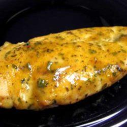 Recipe for Honey Mustard Chicken