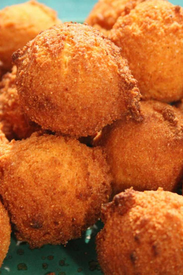 Hush Puppies with Jalapeno Peppers