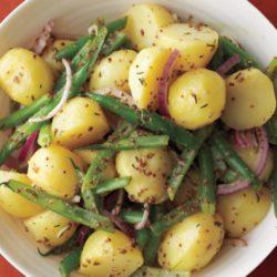 Recipe for Potato and Green Bean Salad