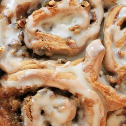 Recipe for Cinnamon Pecan Sticky Buns - Home made cinnamon-y roll goodness. Just like Grandma used to make...but now you can make them in your own kitchen!