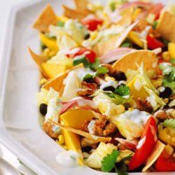 Recipe for Healthy Taco Salad