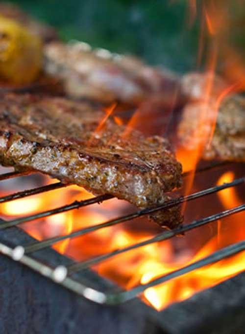 Juicy Grilled New York Strip Steak Recipe Flavorite