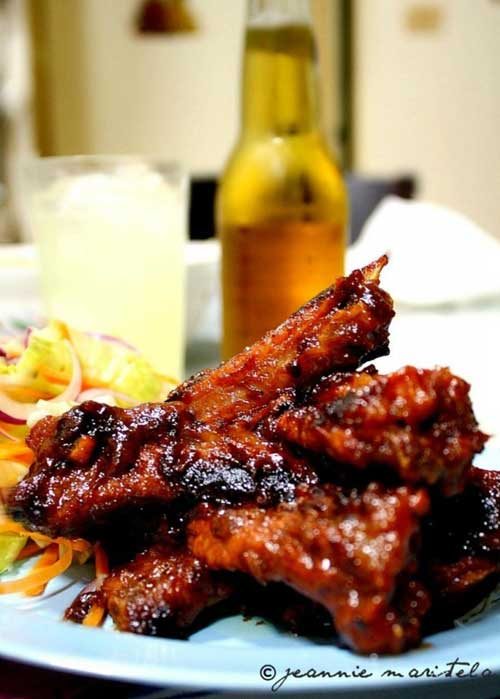 Maple And Hickory Pork Ribs Recipe Flavorite