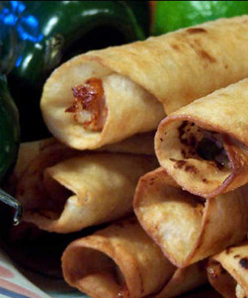 These Chicken Lime Taquitos are absolutely to die for!!! They are not your ordinary taquitos.