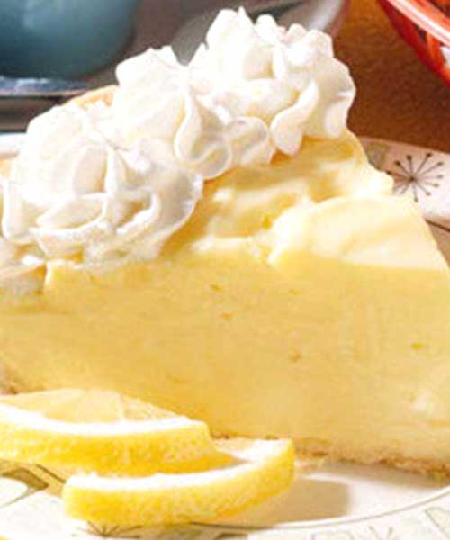 This Lemon Cream Cheese Pie recipe is so easy to make – even if you think your pie challenged. And the lemon filling just says that spring is here!