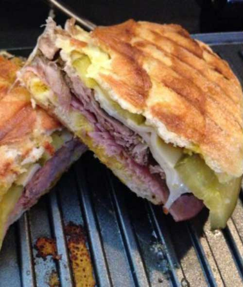 "Recipe for Cubanos from the Chef Movie - After watching the movie ""Chef"", you're going to want to eat a Cubano sandwich. Here's how real chef Roy Choi made them for the movie."