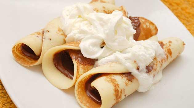 Supreme Nutella Crepes Recipe Flavorite