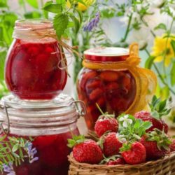 Recipe for Strawberry Preserves - Canning is not rocket science. But it is a science. There are principles of canning, and they need to be carefully followed