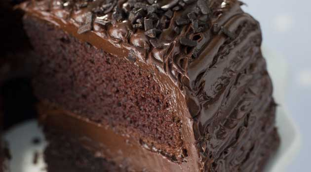 Old Fashioned Chocolate Buttermilk Cake Recipe