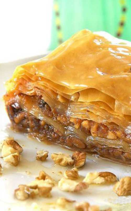 Greek Baklava Recipe Flavorite