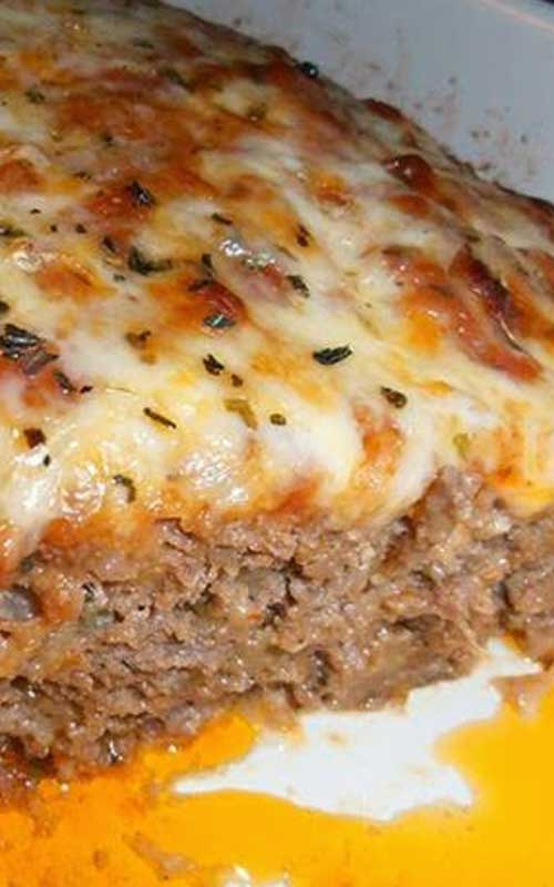 This outstanding Italian Meatloaf recipe is sure to please the entire family, and the leftovers (if you're lucky enough to have any!) are amazing!