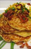Copycat Perkins Potato Pancakes