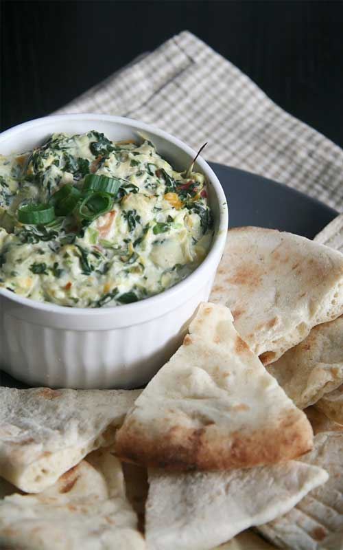 Copycat Applebee S Spinach And Artichoke Dip Recipe Flavorite