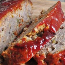 Recipe for Little B's Meatloaf - This is a very easy and no fail recipe for meatloaf. It won't take long to make at all, and it is soo yummy!