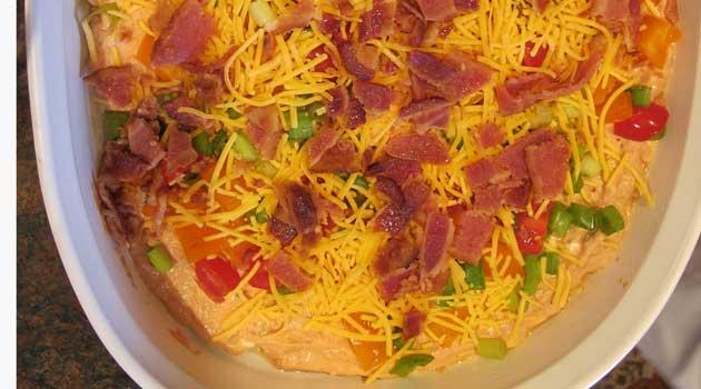 Bacon Cheddar Party Dip Flavorite
